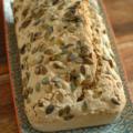 Lazy loaf aux graines de courge