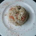Risotto aux fruits de mer