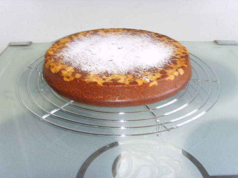 Gâteau au chocolat de Nancy (recette de Pierre Hermé)
