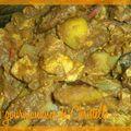 Cari poulet (ile maurice)