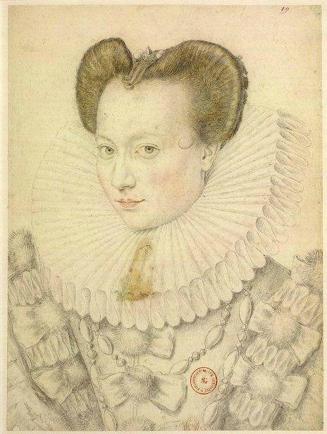 Antoinette de Pons, Marquise de Guercheville