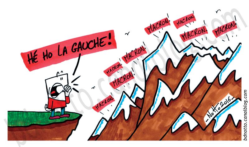 04 - 2016 - Hé Ho La gauche TAG NoTTo