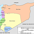France et syrie