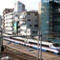 Keisei Skyliner à Nippori