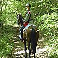 balade à cheval médiévale - Abbaye de Hambye (293)