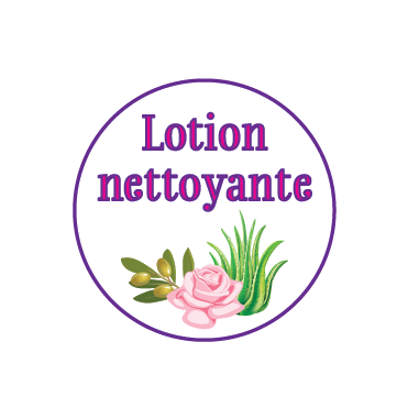 lotion nettoyante version ronde
