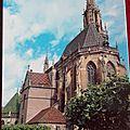 Thann - collégiale St Thiébaud