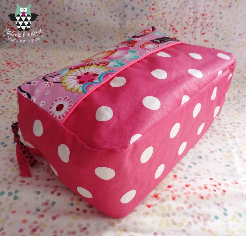 Trousse rectangulaire base