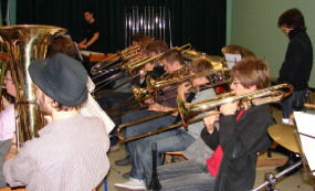 Stage_orchestre_Jeunes_repetitions_pupitre