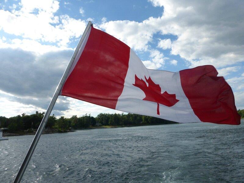 Des échanges, des souvenirs, plein d'informations et de photos ! Un périple de 2 850 km : le Québec, ça fesse !