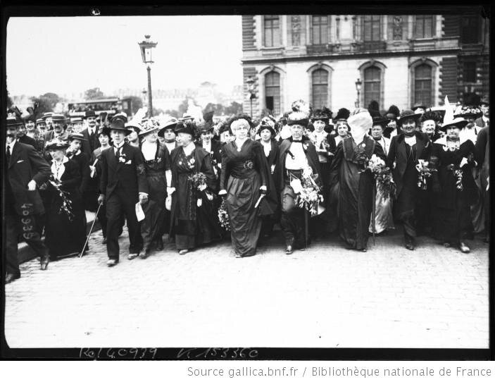Séverine_suffragettes