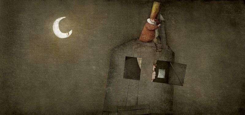 Gabriel Pacheco 1973 - Mexican Surrealist Visionary painter - Tutt'Art@ (35)