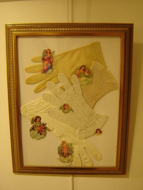 cadre gants