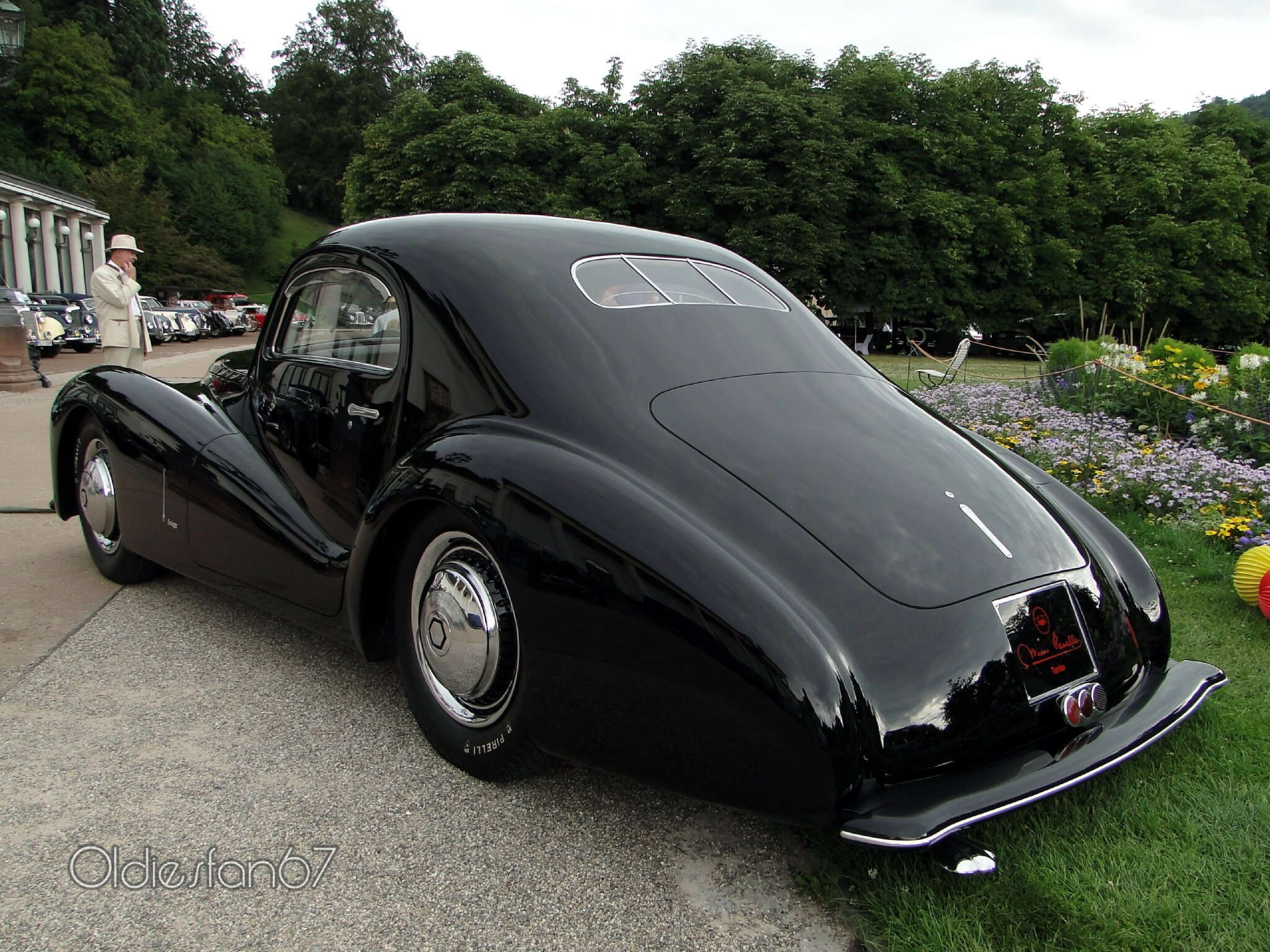 alfa romeo 6c 2500 ss bertone 1942 oldiesfan67 mon blog auto. Black Bedroom Furniture Sets. Home Design Ideas