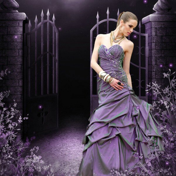 Princesse en son royaume
