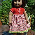 Chelsea - poupée American Girl - 50 cm