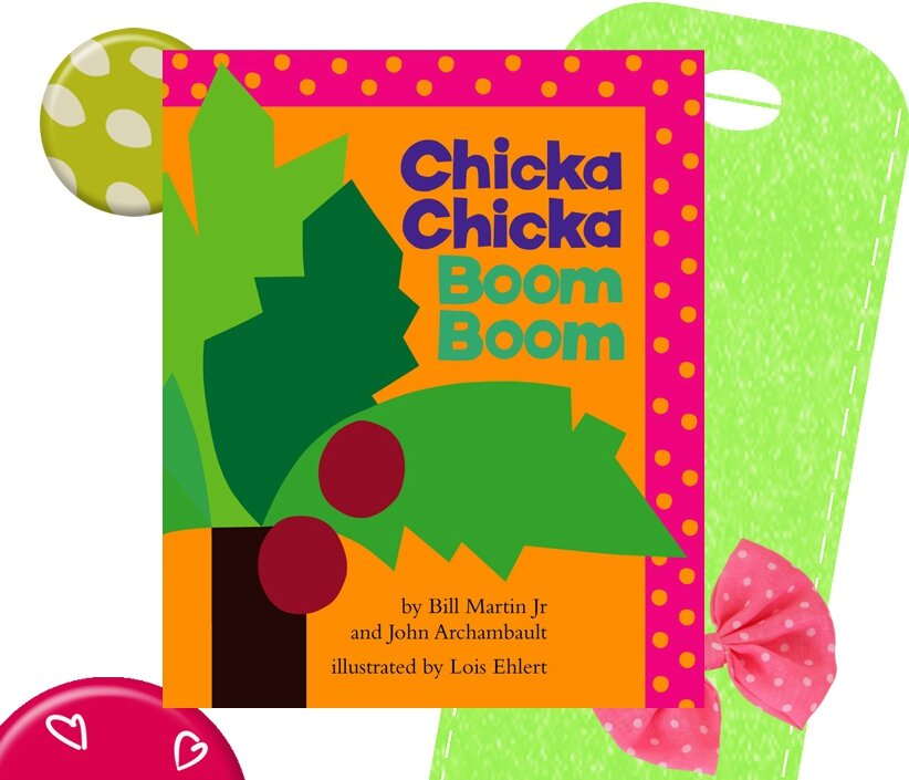 Chicka Chicka Boom Boom, Séquence Alphabet (cycles 2 ou 3)