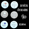 { giveaway instagram } 3 lots de 2 magnets
