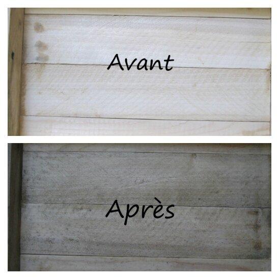 Vieillir le bois de fa on naturelle et moindre co t for Cout terrasse en bois