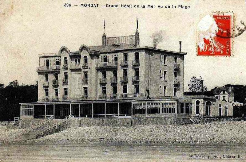 Grand Hotel de la mer Morgoat