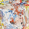 willem de kooning leads phillips 20th century & contemporary art evening sale in new york