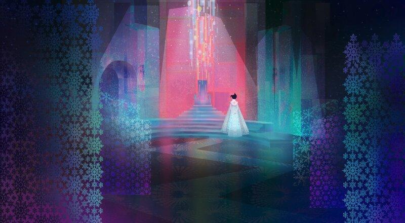 La Reine des Neiges - Julia Kalantarova 03