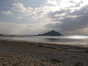 St Michael's Mount at Marazion