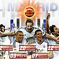 L'appli real madrid arrive sur twitter !