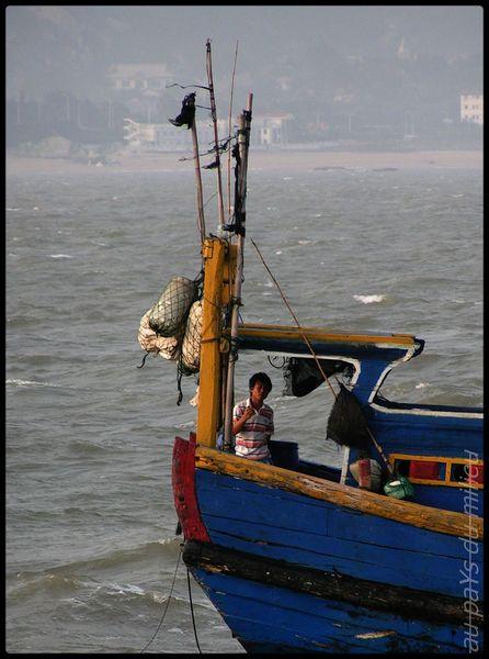 Chine maritime_sur l'eau_02