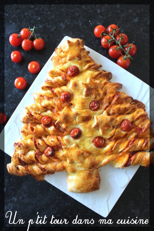 Pizza sapin1