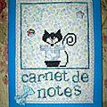 Carnet de Notes - Agnés