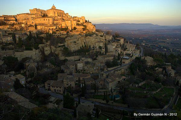 Font de Vaucluse, Gordes et Roussillon 144