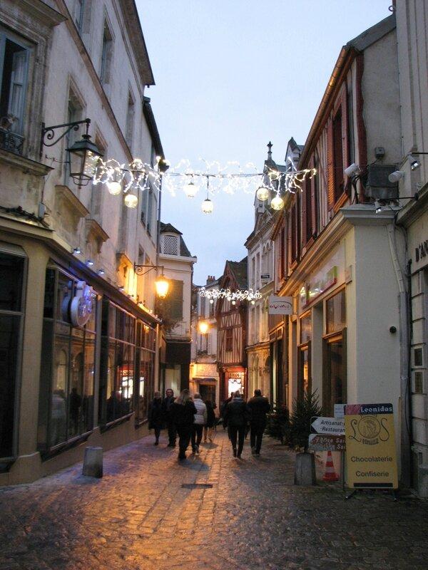 illumination rue Fécauderie