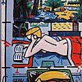 Boisrond 1988_Monsieur ma peinture