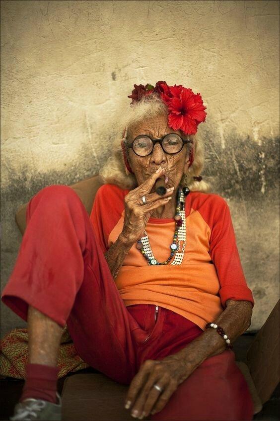 Granny Puretta de Cuba