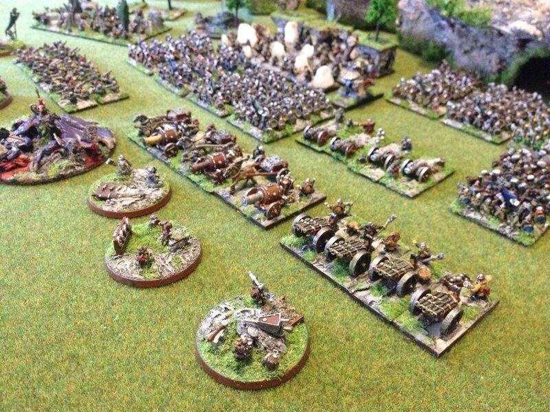 Armée Naine complete (12)