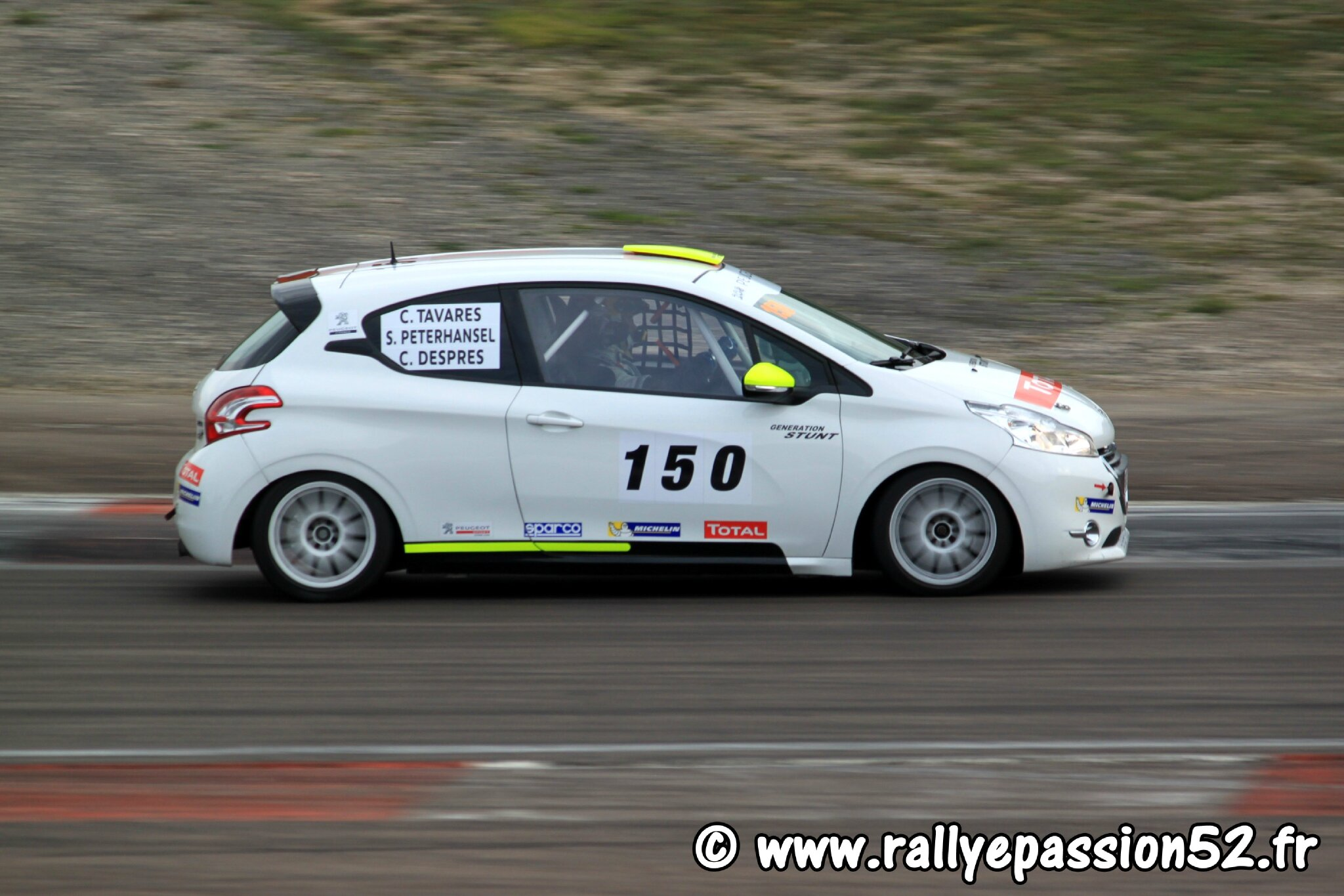 Photos Rencontres Peugeot Sport Dijon 2014