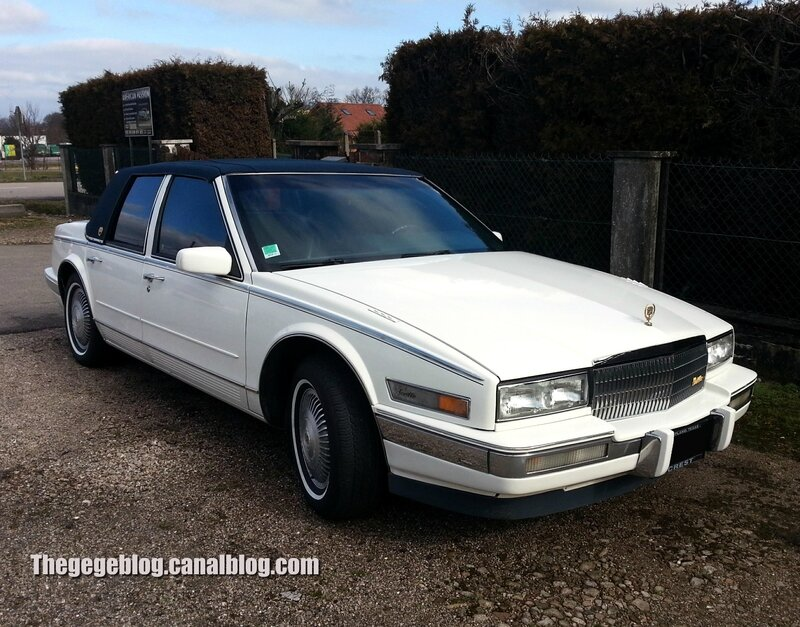 Cadillac seville V8 4