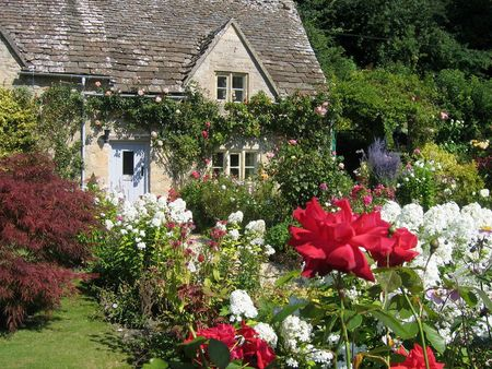 cottage anglais
