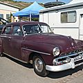 DODGE Kingsway Custom 4door Sedan 1952 Soultzmatt (1)