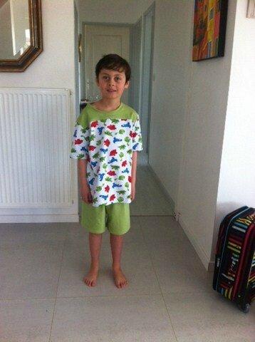 pyjama Solal (Copier)