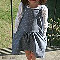 Une robe étoilée pour fêter le printemps
