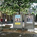 18 juin 2017 : second tour des élections législatives