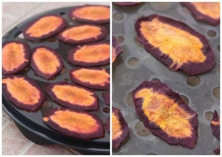 chips de carottes blog chez requia