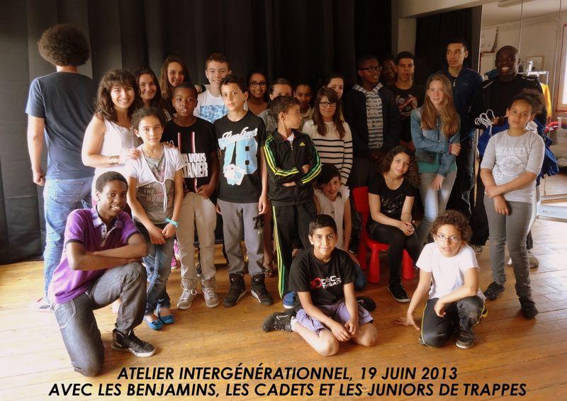 L 39 atelier interg n rationnel benjamins cadets juniors de - Point p trappes ...