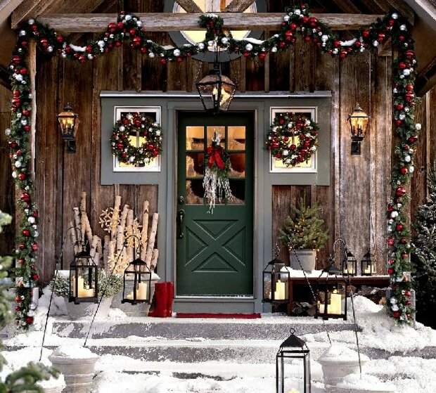 superbe-porche-style-scandinave-deco-de-noel
