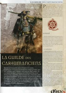 La Guilde des cartomanciens 01 (vol 13)