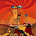 Kung Fu Mousse