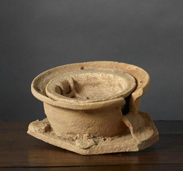 Deux modèles de puits, Vietnam, Période Hán-Việt, 1er-3e siècle