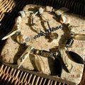 Marbré sable gris